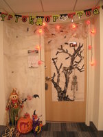 Haunted Door Contest