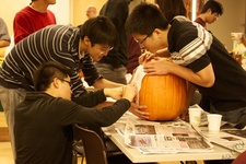 Coffee Hour: Pumpkin Carving