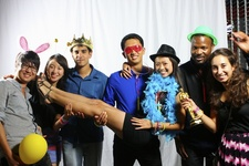 Grad Unification: Photo Booth