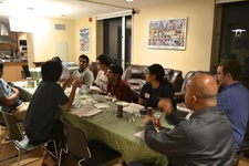 Pakistan Cultural Reading & Dinner