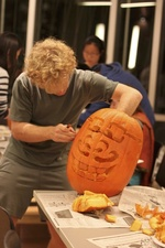 Halloween Coffee Hour: Pumpkin Carving