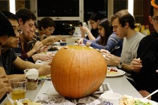 Ashdown Halloween Coffee Hour and Dinner